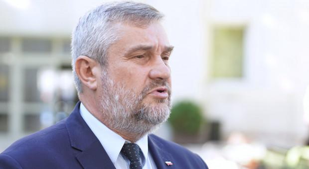 Ardanowski: od sierpnia ruszy dofinansowanie inwestycji nawadniania w gospodarstwach rolnych