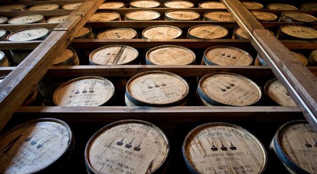 W magazynach Jim Beam spłonęło 45 tysięcy beczek alkoholu