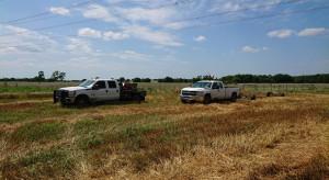 Farmer w Teksasie, cz.12. Pickupy - samochody prawdziwych farmerów