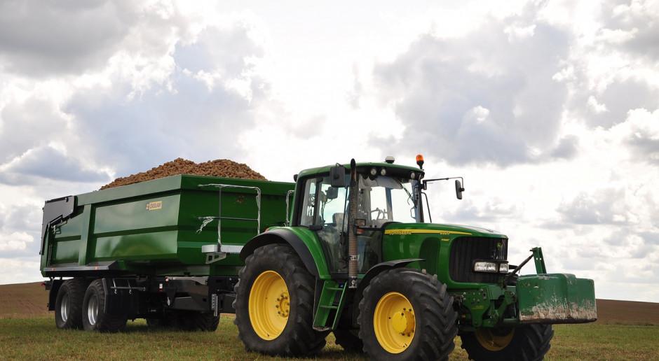 Rosja: Zebrano zboża i bobowate z 4,7 mln ha