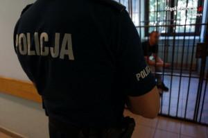 Zatrzymani w wieku 24-54 lat są mieszkańcami województwa opolskiego oraz Dolnego Śląska, Foto: Policja