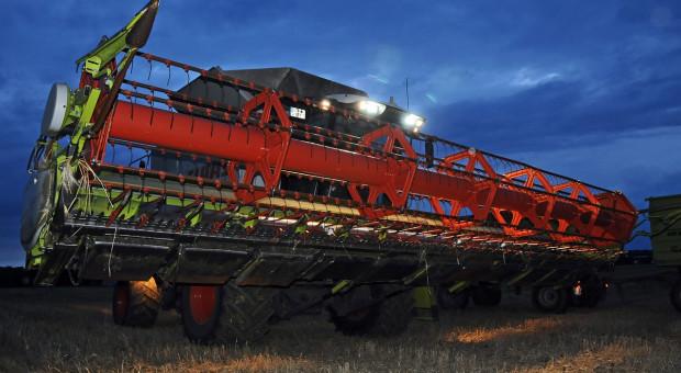 Na Ukrainie zebrano ponad 13 mln ton zboża i bobowatych