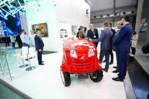 Potoyop rosyjskiego ciągnika bezzałogowego, fot. materiały prasowe