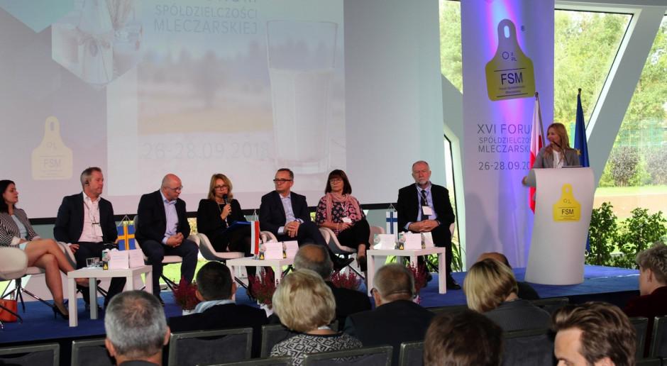 Coop de France jednym z patronów honorowych Międzynarodowego Forum Mleczarskiego