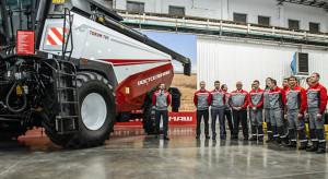 Rostselmash wyprodukował 3 tys. kombajnów rotorowych Torum