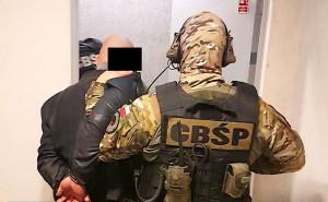 Ostatni zatrzymany do sprawy to biznesmen z Wrocławia, zdjęcia: CBŚP