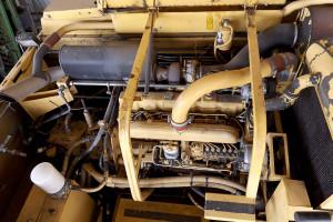 Kombajny TX 66 zasilane były przez jednostki Iveco o mocy 271 KM
