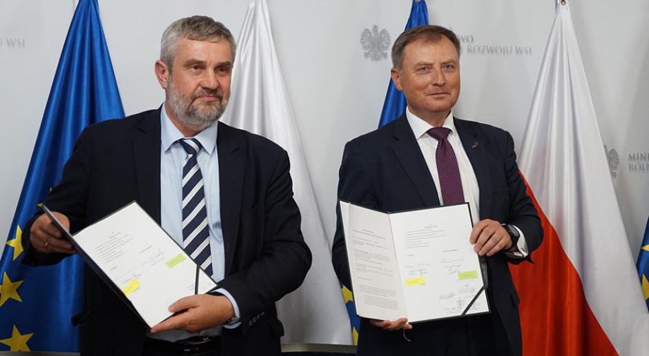 50 mln euro z PROW na gwarancje kredytów