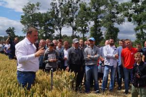 Relacja z warsztatów dla rolników z firmą Czajkowski