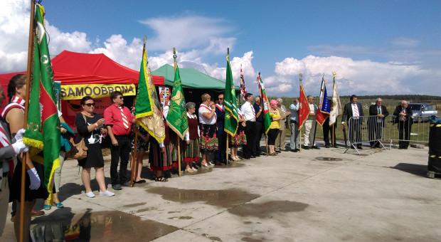 OPZZRiOR uczciło rocznice śmierci Andrzeja Leppera i rolniczych protestów