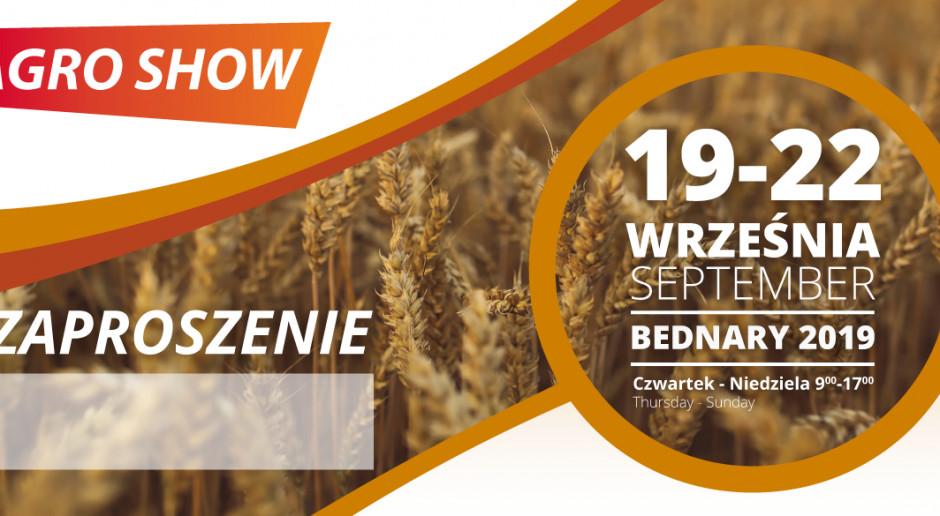 AGRO SHOW 2019 – przed nami XXI edycja wystawy