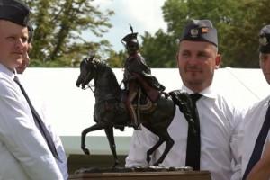Klacz Encarina najlepszym koniem pokazu w Janowie Podlaskim