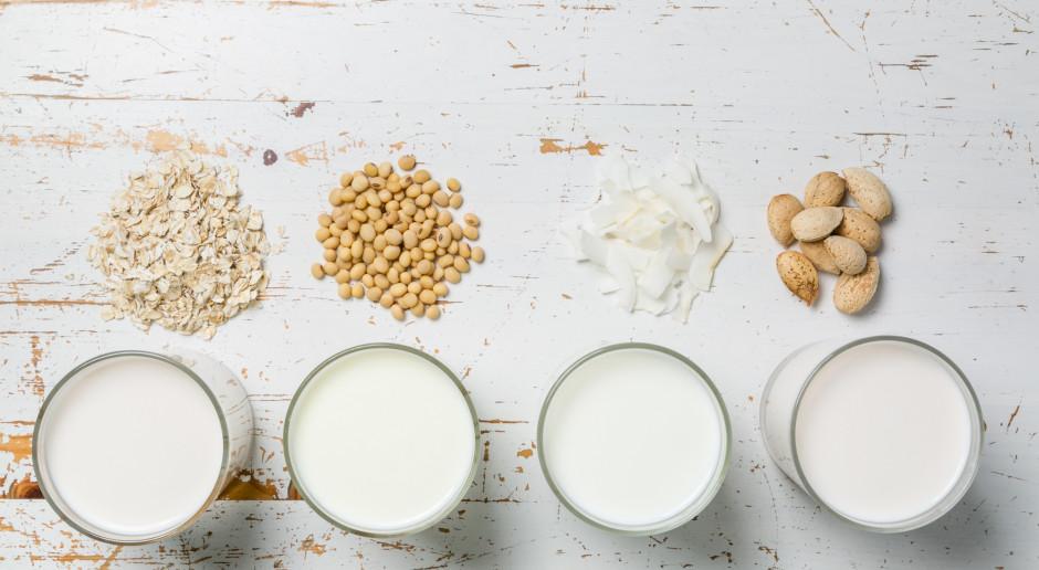 Niższy VAT na zamienniki mleka krowiego