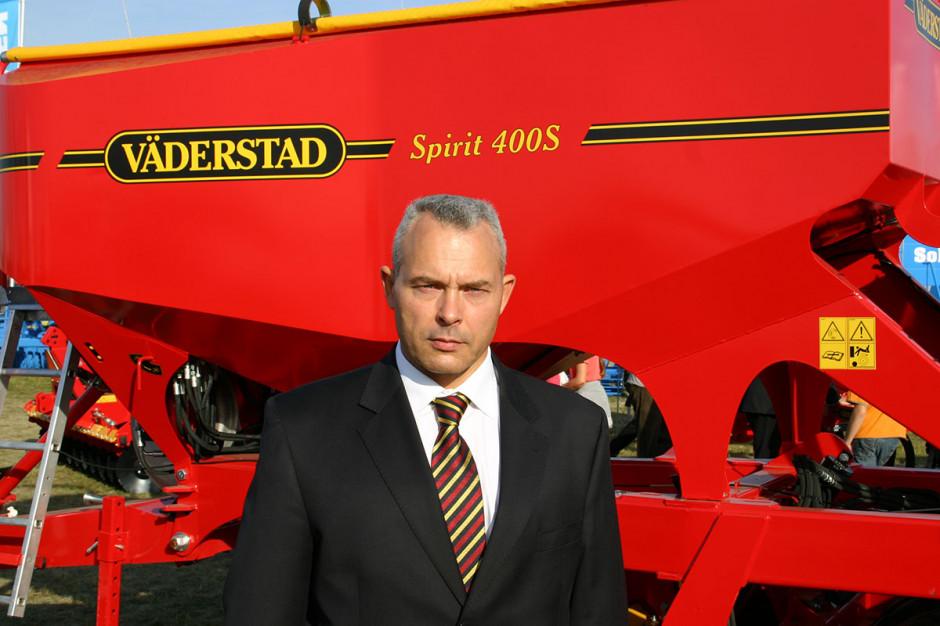 Zarządzanie glebą według firmy Väderstad