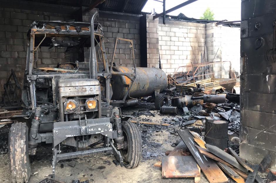Fot. Państwowa Straż Pożarna w Tomaszowie Lubelskim