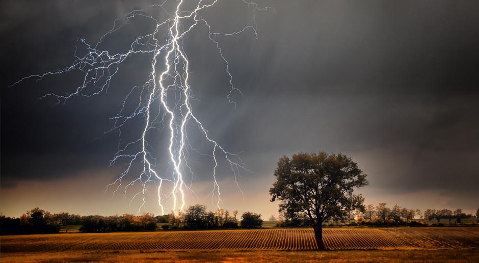 IMGW: burze w dziewięciu województwach