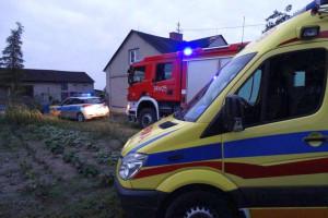 Śmiertelny wypadek w gospodarstwie – nastolatek pod kołami przyczepy