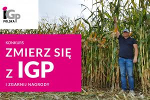 Konkurs - ZMIERZ SIĘ Z IGP!