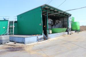 Biogazownia jest źródłem cennych produktów dla gospodarstwa