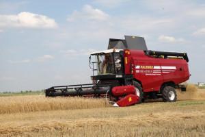 Gomselmash Palesse GS4118K napędzany CNG, fot. mat. prasowe