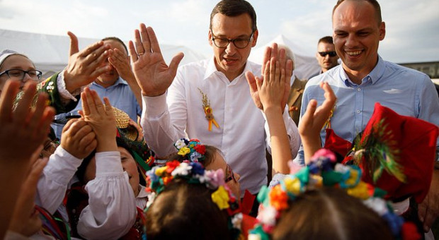 Premier: Silne rolnictwo to polski interes narodowy