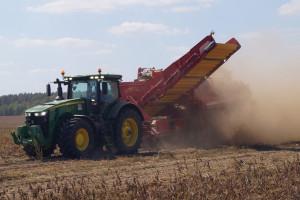 Potato Poland w Siemiątkach, czyli branżowe spotkanie producentów ziemniaków