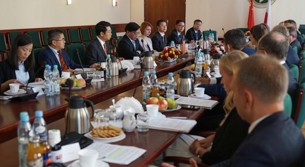 MRiRW: spotkanie ws. polsko-chińskiej współpracy w dziedzinie rolnictwa