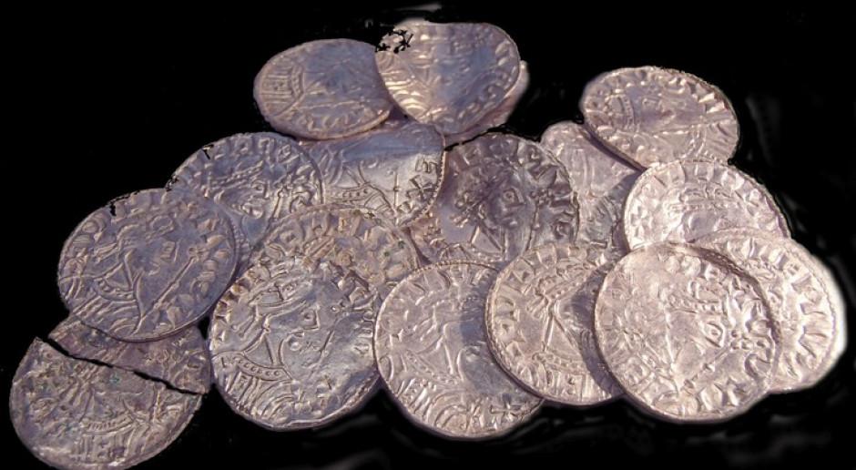 Na polu znaleziono skarb wart 5 milionów funtów
