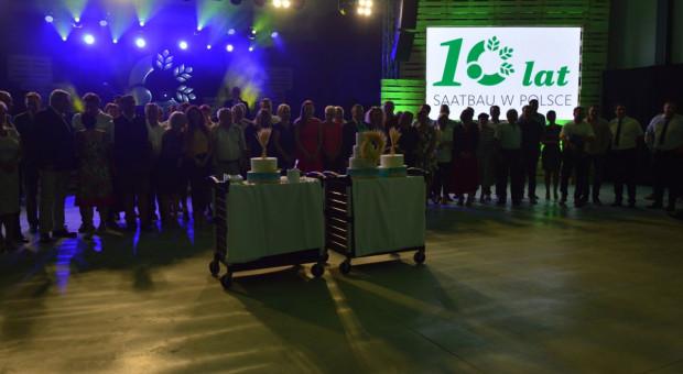 10-lecie Saatbau Polska