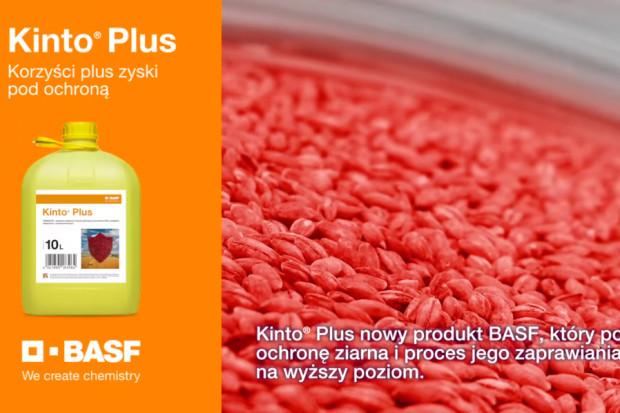 Zaprawianie nasion zbóż - korzyści plus zyski pod ochroną
