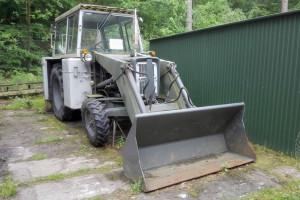 Traktory i maszyny rolnicze z demobilu