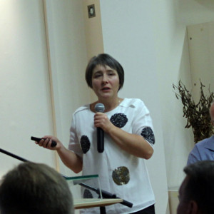 Agnieszka Osiecka z COBORU Fot. A. Kobus