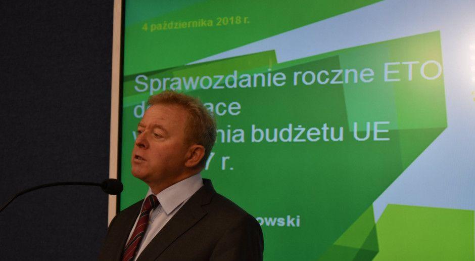 KE o Wojciechowskim: szanujemy zasadę domniemania niewinności