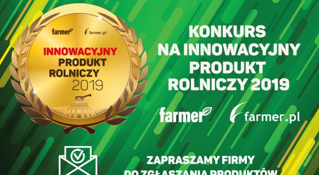 """To już ostatnie dni na zgłoszenia w konkursie """"Innowacyjny produkt rolniczy""""!"""
