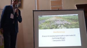 Pasy kwietne na polach uprawnych sposobem na ochronę różnorodności biologicznej - II edycja konferencji w Szalejewie Drugim
