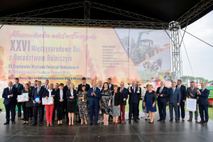 MODR nagrodził najlepszych w 2019 r. rolników