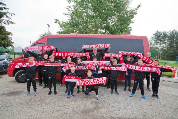 Wygrana drużyna PROCAM CUP 2019 na meczu Polska-Austria