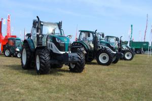 Ciągniki nowej/starej marki arbos będą wyposażone w silniki Doosan Infracore, fot. ArT