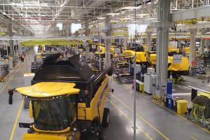 Nowa hala montażowa w New Holland w Płocku oficjalnie otwarta