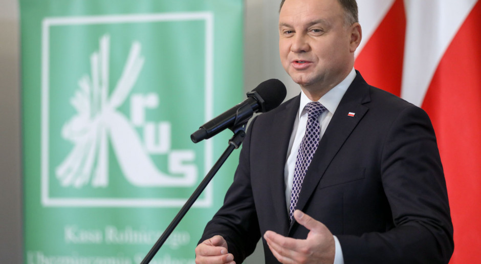 Prezydent: polska wieś staje się wizytówką Rzeczpospolitej