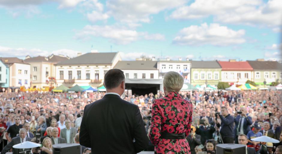Prezydent: dzięki pracy polskich rolników mamy zapewnione bezpieczeństwo żywnościowe