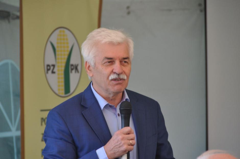 Prof. Jerzy Księżak – obecny stan uprawy soi w Polsce, przypomina sytuację z kukurydzą jakieś 25-30 lat temu, fot. W. Konieczny