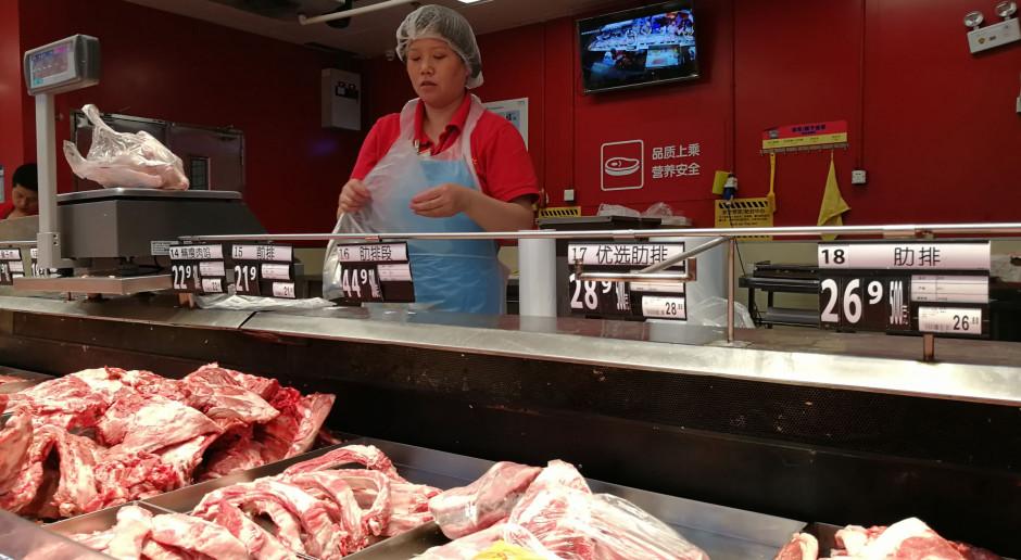 Czy w Chinach brakuje wieprzowiny?