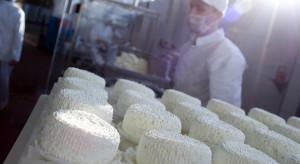 Czarna seria notowań produktów mleczarskich