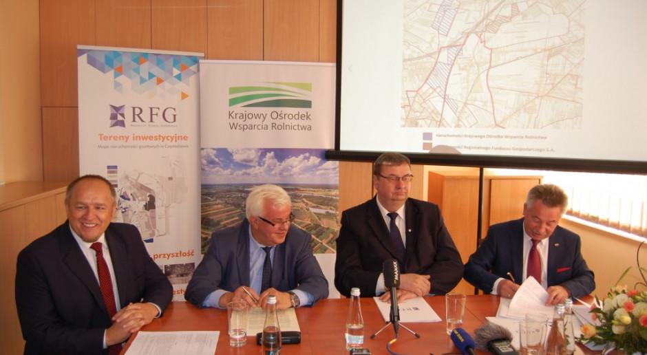 Śląskie: Powstaje spółka celowa ws. Jurajskiego Agro Fresh Parku
