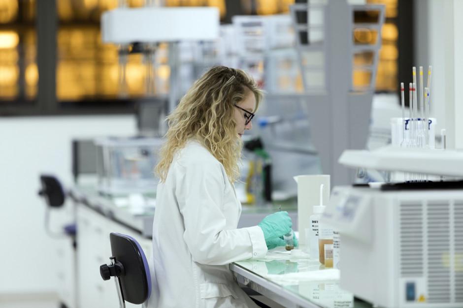W CMI znajdują się są bardzo nowoczesne laboratoria. Rocznie w nich analizuje się około 25 tys. próbek i wykonuje około 140 tys. analiz Fot. materiały prasowe