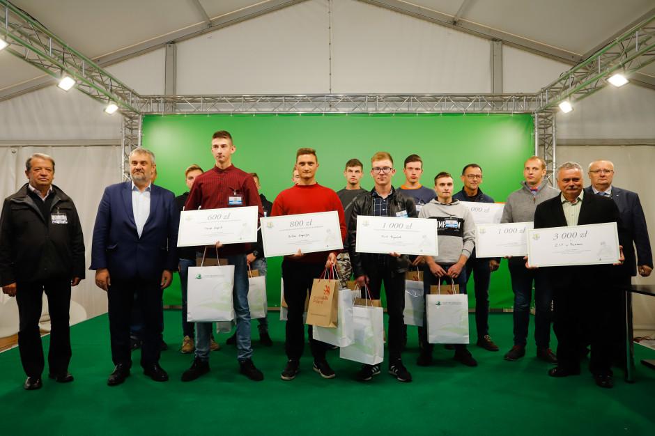 Młodzi mechanicy na medal z nagrodami, fot. materiały prasowe