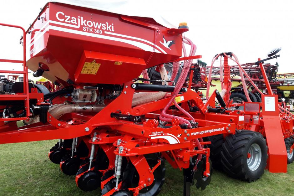 Czajkowski STK 300 - rozwiązanie dla mniejszych gospodarstw