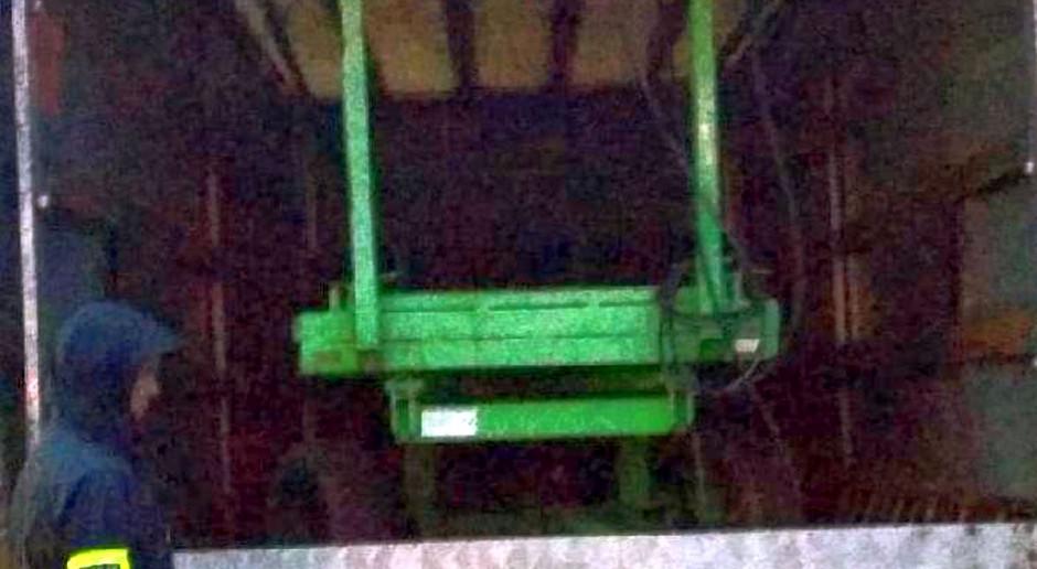 Rozbita szajka okradająca gospodarstwa z maszyn