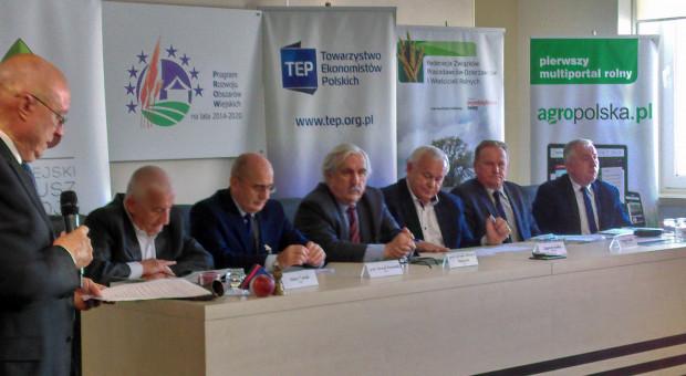 EFRWP i TEP: Polskie rolnictwo  wymaga zmian strukturalnych